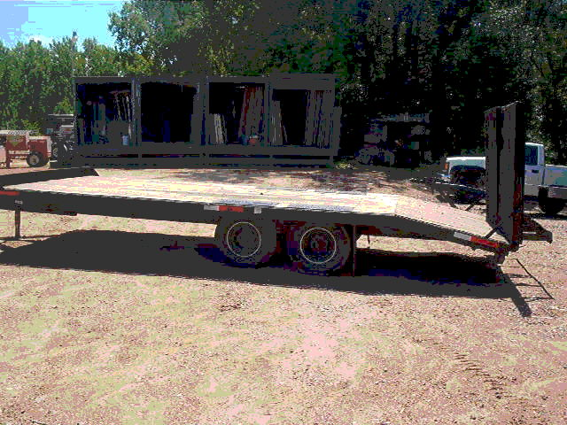 Where to find TRAILER, 20  FLAT 8  WIDE  2 in Prior Lake