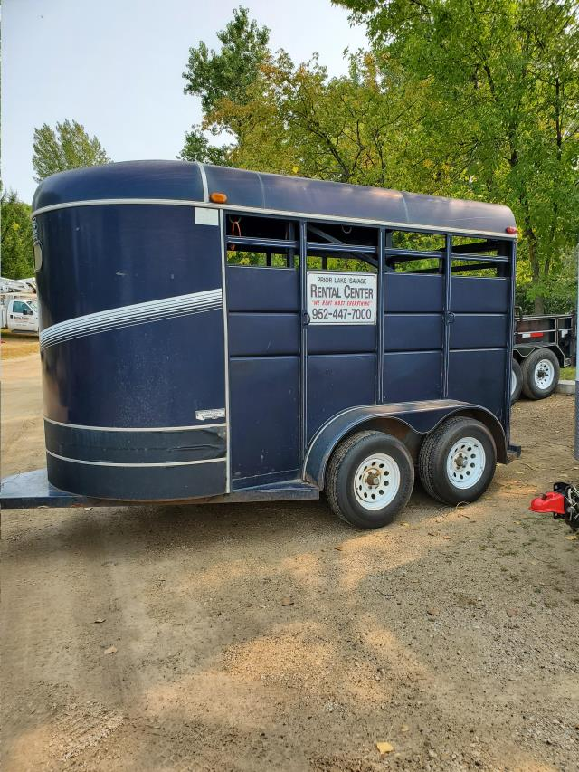 Where to find TRAILER, HORSE LIVE STOCK  52 in Prior Lake