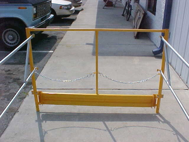 Where to find SCAFFOLD SAFETY RAILS in Prior Lake