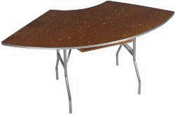 Where to find TABLE, SERPENTINE 2 4  X 6 4 in Prior Lake