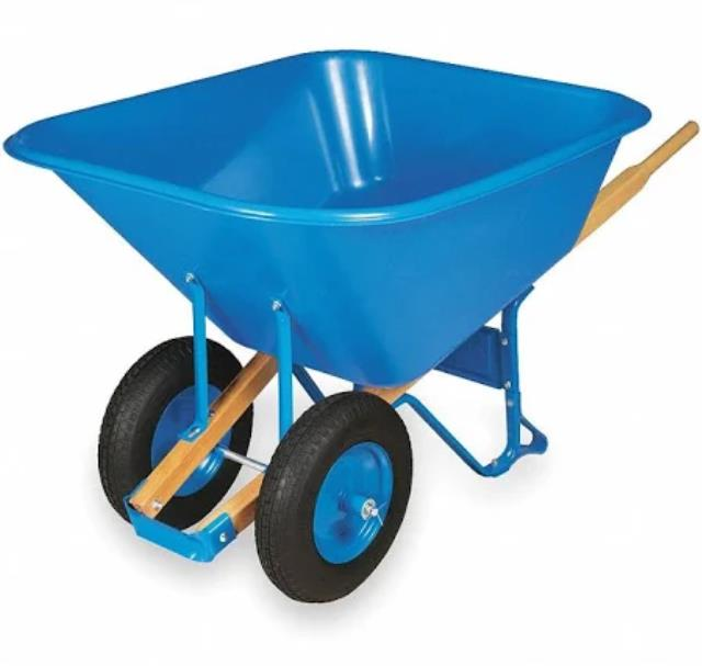 Where to find WHEELBARROW, DUAL WHL 6 CUFT in Prior Lake