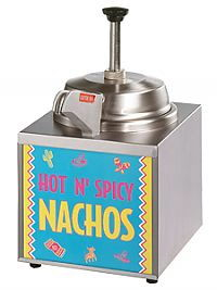 Where to find NACHO CHEESE WARMER in Prior Lake
