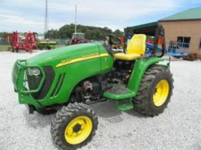 Where to find TRACTOR, J.DEERE 3520 in Prior Lake