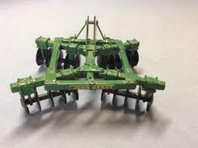 Where to find TRACTOR, J.DEERE 3PT DISK HARROW in Prior Lake