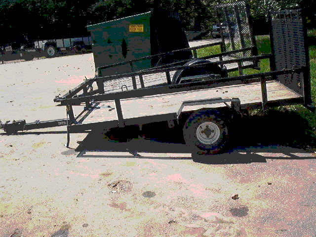 Where to find TRAILER, 4  X  8  OPEN in Prior Lake