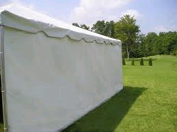 Where to find SIDEWALL, TENT WHITE 7  X 30 in Prior Lake