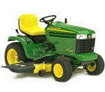 Where to rent TRACTOR  LAWN 54  JD 445 in Burnsville MN, Savage Minnesota and Prior Lake MN