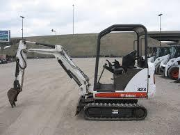 Where to find EXCAVATOR,323 X BOBCAT MINI in Prior Lake