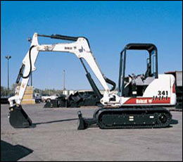 Where to find EXCAVATOR, 341 X BOBCAT in Prior Lake