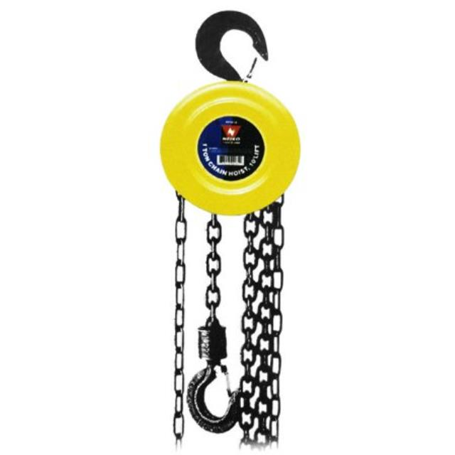 Where to find HOIST, CHAIN  1 1 2 TON in Prior Lake