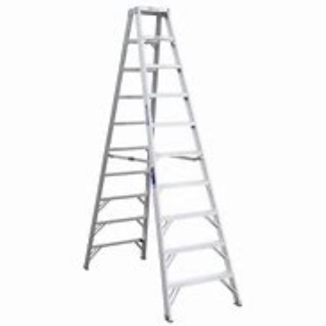 Where to find LADDER, STEP 10  ALLUMINUM in Prior Lake