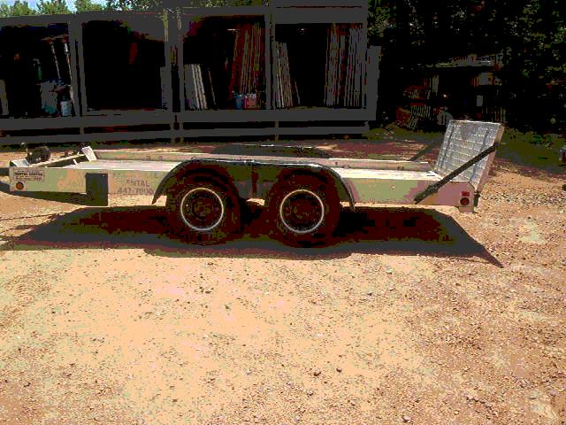 Where to find TRAILER, CAR ALUM. 18  X 6 10 in Prior Lake