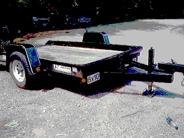 Where to find TRAILER,5 X 12 TILT  1 in Prior Lake