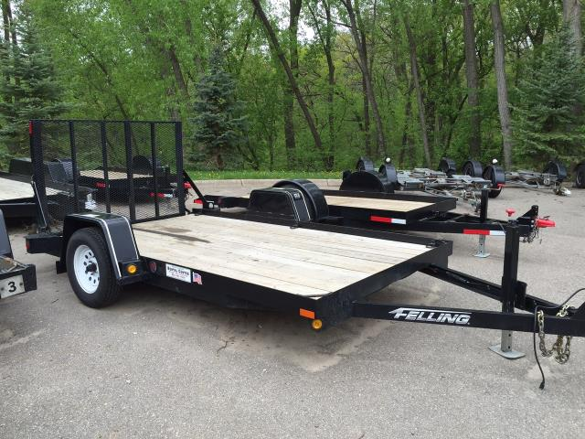 Where to find TRAILER, 6  X 12  RAMP  1 in Prior Lake