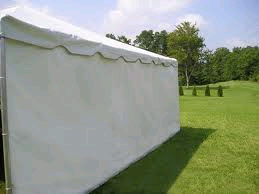 Where to find SIDEWALL, TENT WHITE 8  X 30 in Prior Lake