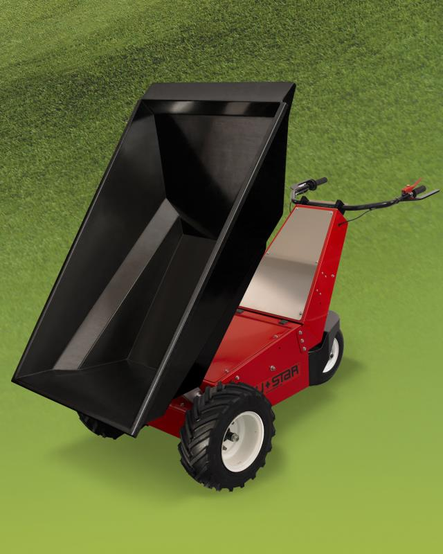 Where to find WHEELBARROW, BATTERY POWERED in Prior Lake