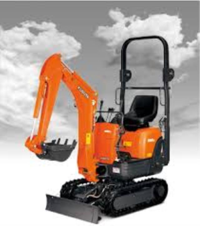 Where to find EXCAVATOR, KUBOTA K-008 in Prior Lake