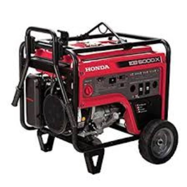 Where to find GENERATOR, 5000 WATT HONDA in Prior Lake