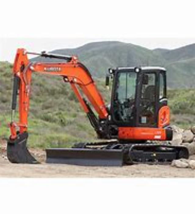 Where to find EXCAVATOR, U55-4 KUBOTA in Prior Lake