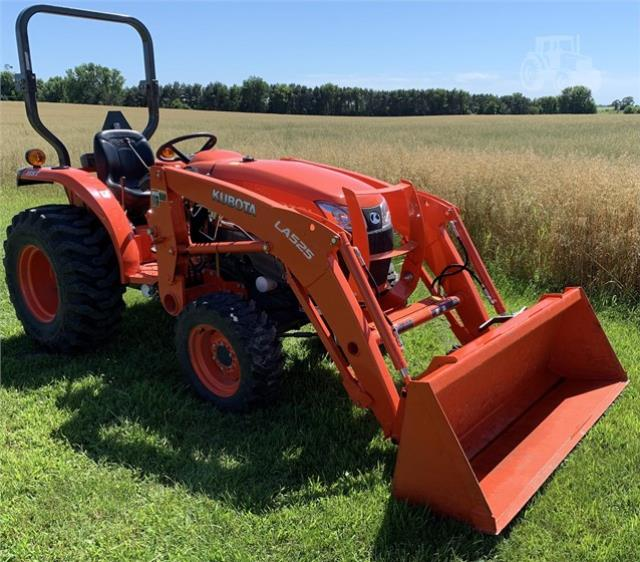 Where to find TRACTOR, KUBOTA L3301D in Prior Lake
