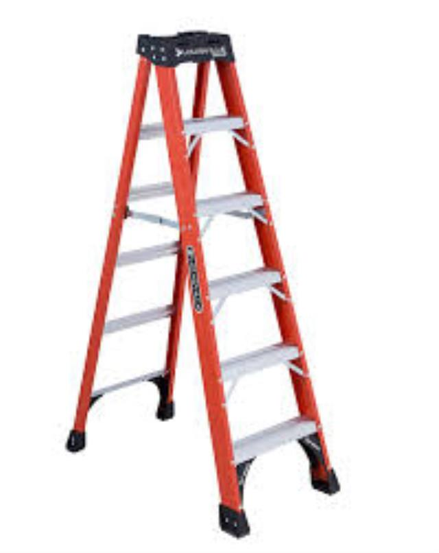 Where to find LADDER, STEP  6  FIBERGLASS in Prior Lake