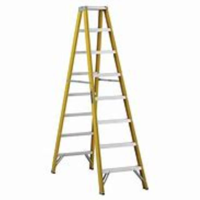 Where to find LADDER, STEP  8  FIBERGLASS in Prior Lake